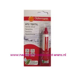 002231 / Gutermann Textiellijm 20 Gram
