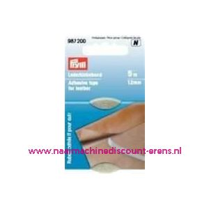 Zelfklevende tape voor leder prym art. nr. 987200