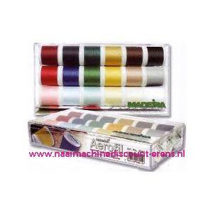 Madeira Gift Box Rayon 18 x 200 M - 2288