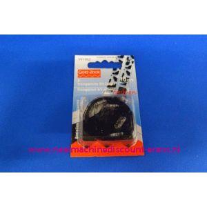 002314 / Transparante Bh-band koeienpr. zwart prym art. nr. 991952