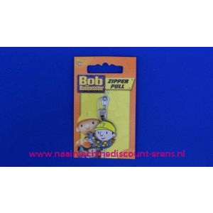002394 / BOB de BOUWER zipper pull