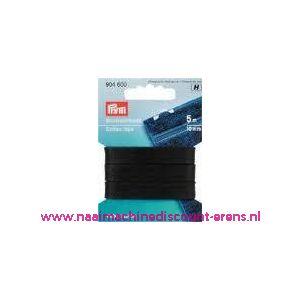 Huishoudband 10 Mm Zwart Goldzack art. nr. 904600 - 2401