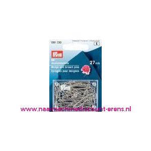 Veiligheidsspelden o.a. Corsages 27 Mm prym art. nr. 081330 - 2497