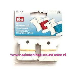 """002657 / Wikkelkaartjes """"Karton"""" 50 Stuks voor borduurgarens 610705"""