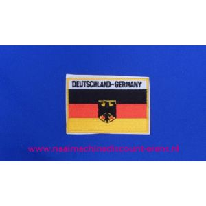 Deutschland - Germany + Adelaar - 2665