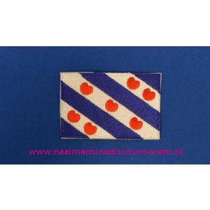 002681 / Provincie Vlag Friesland