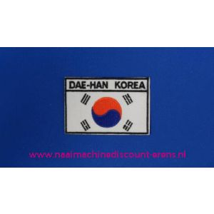 Dae-Han Korea - 2694