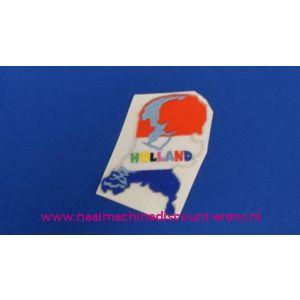 Holland Plattegrond Kaart - 2788