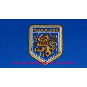 Nederland Leeuw Schild - 2794