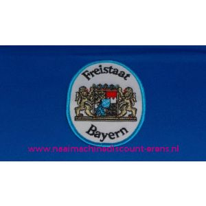 002847 / Freistaat Bayern Ovaal