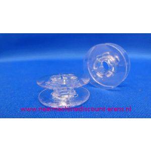 002903 / Pfaff spoeltjes Plastic - 10 Stuks