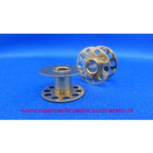 002905 / CB spoeltjes Metaal - 10 Stuks