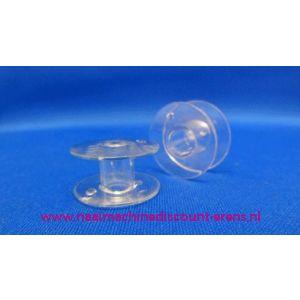 002908 / CB spoeltjes Plastic - 10 Stuks