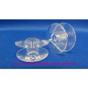 002909 / Singer spoeltjes Plastic oudere modellen - 10 Stuks