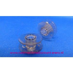 002915 / Singer spoeltjes Plastic - 5 Stuks