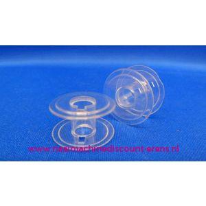002916 / CB spoeltjes Plastic rs - 10 Stuks