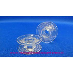 002917 / Brother spoeltjes plastic - 10 Stuks