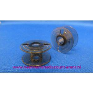 002921 / Elna spoeltjes Plastic - 10 Stuks
