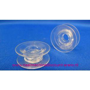 002924 / Husqvarna spoeltjes Plastic ingedeukt - 10 Stuks