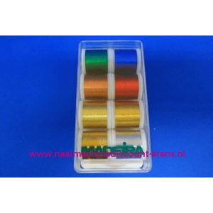Madeira Metallic Aktie Pakket - 3118