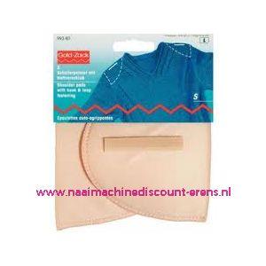Schoudervulling huidkl. rechtmodel+klittenband art.nr 993816 - 3275