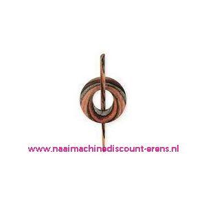 Decoratieve sluiting voor o.a. breiwerken Prym art.nr.417740 / 003436