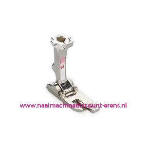 Bernina schelp- en tricotzoomvoet #68 (2mm) (1) / 003511