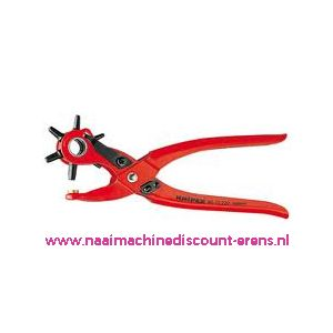 003558 / KNIPEX Perforatietang Made in Germany