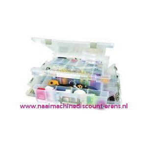 003561 / Naaikist ARTBIN super satchel deluxe art. nr. 6982 AB