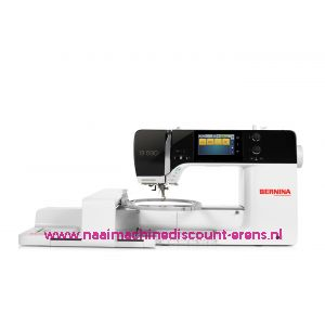 BERNINA 590 - naaien en borduren