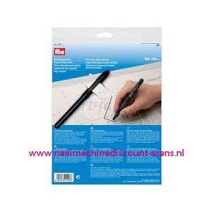Kopieerfolie voor patronen prym art. nr. 611298 - 6163