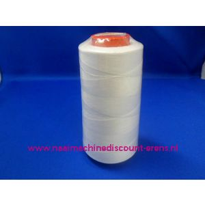 006235 / WHITE 3000 Yards 100% Polyester