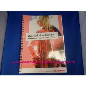 Bernina Universeel Instruktieboek Overlock