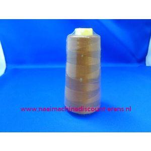 006339 / Kleur 742 Bruin 3000 Yards 100% Polyester