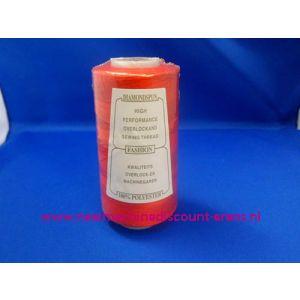 006343 / Kleur 707 Rood 3000 Yards 100% Polyester