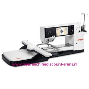 BERNINA 880 - DEMO MODEL, ZO GOED ALS NIEUW incl. UPGRADE KIT