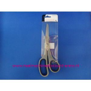 009380 / Titanium Professionele Kleermakerschaar 220 Mm