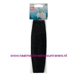 009511 / BH-Schouderband, SOFT zwart prym art. nr. 991991