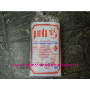 Kussenvulling Panda 1 Kilo Grijs Grof - 9572