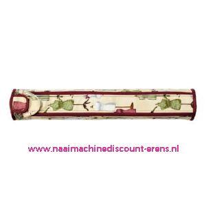 Breinaalden etui met dubbele rits prym art. nr. 612217 / 009938