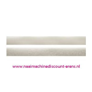 Klittenband 2 Cm kleur wit voor te naaien - 9947