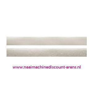 Klittenband 5 Cm kleur wit voor te naaien - 9948
