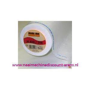 Vlieseline H410 Wit 90 Cm breed - 9972