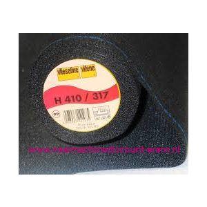 Vlieseline H410 Zwart 90 Cm breed - 9973