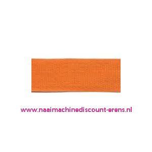 Klittenband 2 Cm kleur oranje voor te naaien - 9980