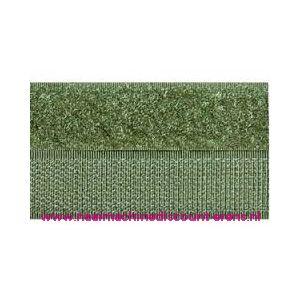 Klittenband 2 Cm kleur donker groen voor te naaien - 9983