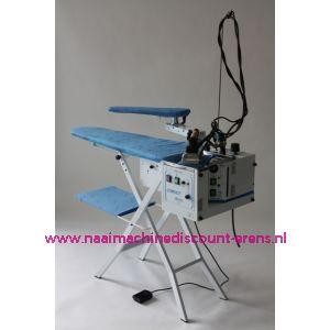 Combinatie strijktafel BIELLE 1C04 compact  - incl. palletbezorging aan huis