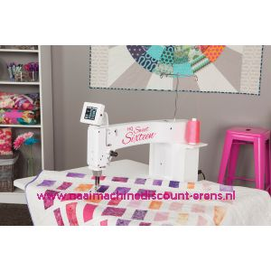 BABYLOCK SWEET SIXTEEN Quiltmachine