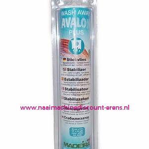 """AVALON """"PLUS"""" Madeira Wateroplosbaar 3 Meter 30 Cm art. nr. 9442"""
