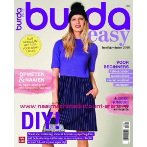 Burda Easy herft/winter 2018